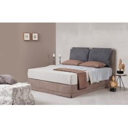 29d7058afb8 Ντυμένο κρεβάτι